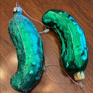 Other - Pickle ornaments